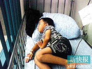 8岁男孩患地贫已6年 因输血不规范影响发育