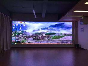 ...会议室P2.5LED显示屏多少钱一平