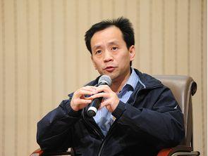 清华经管学院金融系教授朱武祥