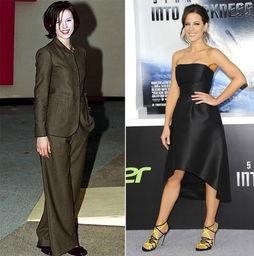 凯特·贝金赛尔现年39岁的英国女演员凯特 贝金赛尔已不再是1997年...