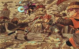 时空之旅-不朽幻之RPG名作 4月登录Wii