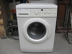 西门子滚筒洗衣机的优点有哪些