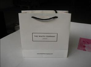手工折叠手提袋纸袋