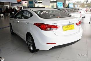 北京现代新款朗动上市 售10.58 14.98万