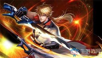 望、饮血钩镰、天使之拥   手游,英雄众多.里昂就是其中一个佼