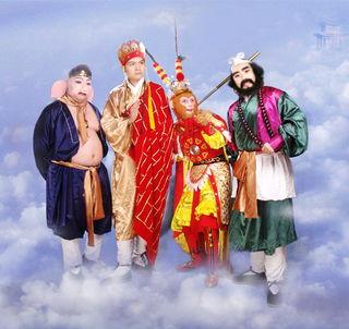 永烈记-唐僧师徒的修行不仅度自己,更是为了度众生.他们通过修行二位成佛...