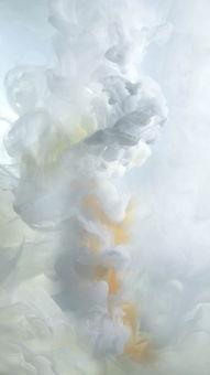 苹果IOS10官方内置壁纸 烟雾 云 白色 苹果手机高清壁纸 1080x1920 ...