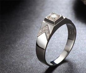 男生戒指的戴法和意义是什么