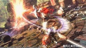...3 PS3版 天堂之剑 展示非凡气势 图