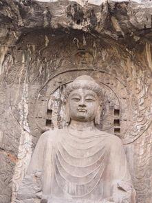 阿宾游记-龙门石窟 精美绝伦的唐代石刻艺术