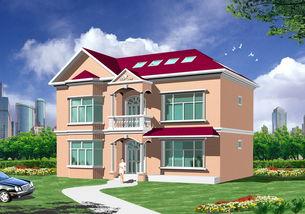 新农村建设小别墅