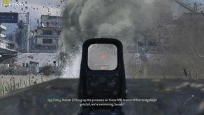 《使命召唤:现代战争2》游戏测试截图-性能提升40 搭载445M显卡精...