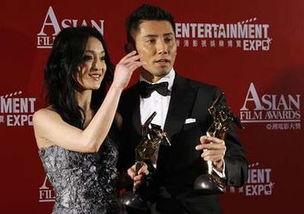 亚洲电影大奖周迅首封后 日本影人独领风骚