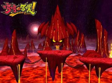...景介绍 恐怖的血色地狱