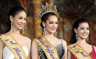 泰国举办人妖选美大赛冠军竟是她 参赛者全是变性人比赛已有18年历...
