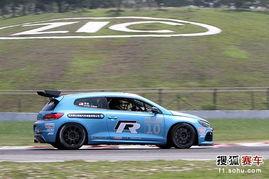 北京时间5月28日,2011赛季大众汽车中国赛车Scirocco R-Cup揭幕战...