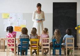 第二名:学前教育教师(不含特殊教育教师)-看美国教师薪水 美国收...