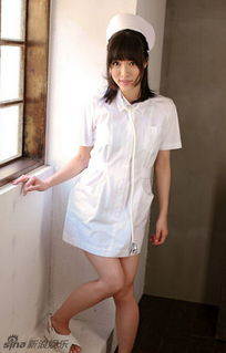 策划 日本女星性感护士造型 制服诱惑风情万种