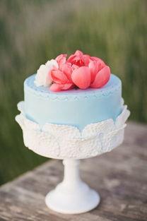 蛋糕 创意 生日 鲜花