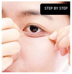 帮学姐的忙通肛门-超人气卧蚕妆是这样打造的   第一招:贴出来   除非你去做玻尿酸填充...