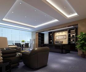 小户型办公室装饰空间设计要合理 -北京黄页88网