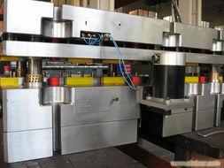 电机冲片多工位自动叠铆高速冲模