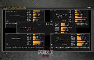 ava365-战地之王 兵种武器选择详细介绍