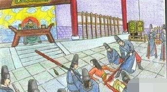古代女子遇到这样的刑法,情愿去死