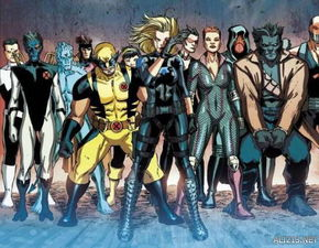 ...美漫推荐--《终极X战警1》,世图现已出版-21部超级英雄大片即将登...