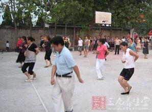 广场舞怎么玩