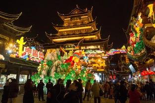 ...016年的豫园新春民俗艺术灯会将从1月26日举办至2月25日. 澎湃新...