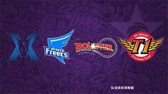 lol洲际赛LCK赛区战队介绍 lol亚洲对抗赛赛事时间一览
