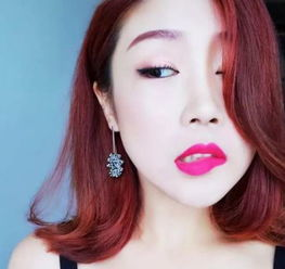 沙小擦的气场女王妆-小红唇 达人亲身示范教你如何变美