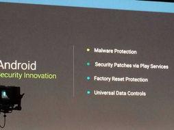 谷歌宣布多条在安卓安全领域的创新技术-猎豹移动旗下产品亮相谷歌I ...