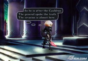 东方游戏 PS2游戏 Odin Sphere 最新图片
