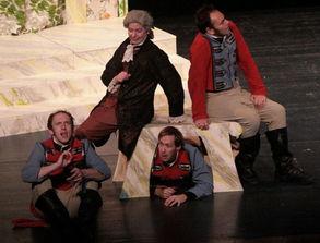 莎士比亚四大喜剧之一 无事生非 登陆江城
