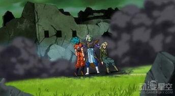 ...集剧情引吐槽 超级赛亚人蓝悟空被龙珠超打败