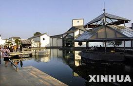 由著名建筑大师贝聿铭设计的苏州博物馆新馆将于今年10月6日中秋节...