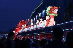 ...湖区西南商贸城春节灯会庙市上看花灯、逛庙会,欢度元宵佳节.本...