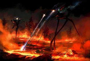 科幻末日 外星人威胁