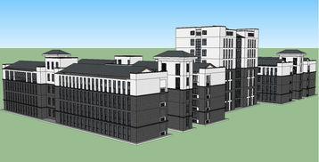 中式新中式SketchUp模型设计图下载 图片0.69MB 其他模型库 其他模型