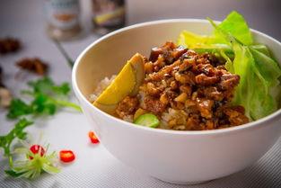 有一种味道叫 晶乡源 台湾卤肉饭,就在吴江路 湟普美食汇