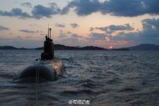 拿摩潜圣传-参加联演的我海军2艘新型常规动力潜艇目前正在母港枕戈待旦,可随...