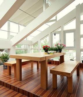 另一处阳光花房,在阳光沐浴下,研究种植花卉的知识-网友暗恋阳光 ...