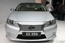 全新雷克萨斯ES今日上市 预售35.8万元起 -新车