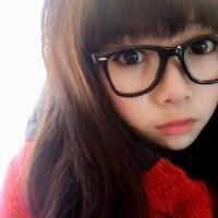 qq女生头像霸气戴眼镜
