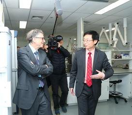 丁胜介绍GHDDI实验室-全球健康药物研发中心入驻北京新址