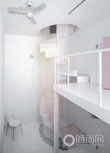 四、最节省空间的楼梯-楼梯的延伸设计 超越你的想象