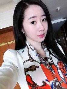 网络红人蒋清军推荐网络美女程琳最新照片