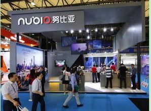 亮相MWC 2017上海展 努比亚加快品牌国际化进阶之路